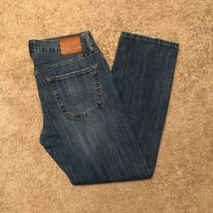 Lucky Brand Men's Jeans- 221 Original Straight Fit